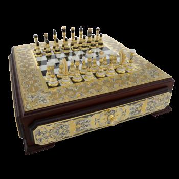 Шахматы подарочные Златоуста