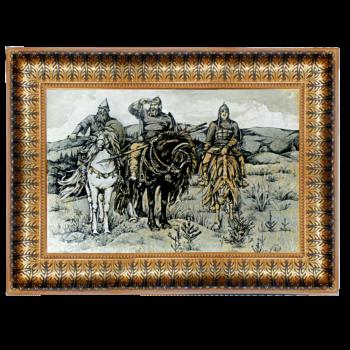 Картины и панно Златоуст