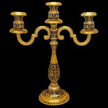 Каминные наборы и подсвечники Златоуст