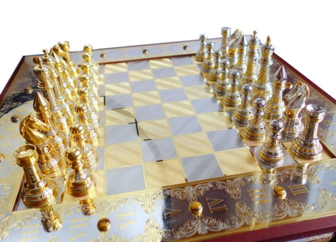 Шахматы Царские